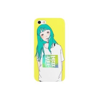 「ロックで。」 Smartphone cases