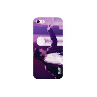 「遥かなる空」黒田伸介 Smartphone cases