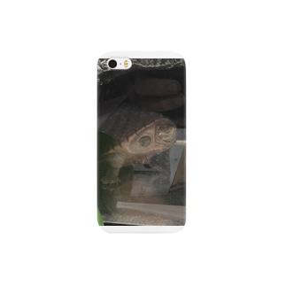 おチビ(ミシシッピニオイガメ) Smartphone cases