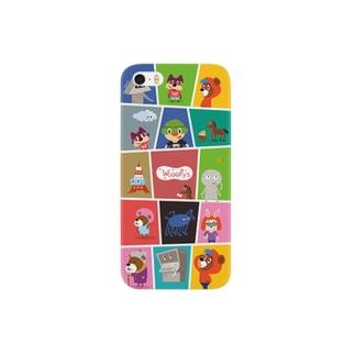 Wooofys cartoon case スマートフォンケース