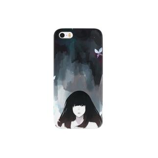 黒 Smartphone cases
