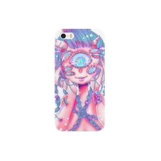 多眼ちゃん Smartphone cases