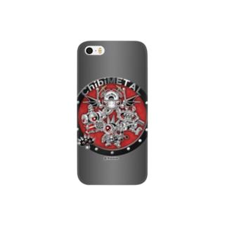 ChibiMETAL(ちびめた) Smartphone cases