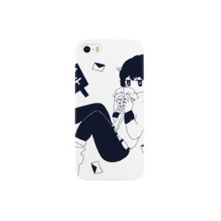 メェル Smartphone cases