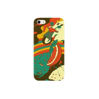 スイーツなサトイモ Smartphone cases