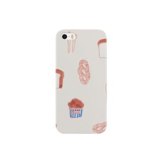 パン屋さん Smartphone cases