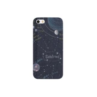 Satellites Smartphone cases