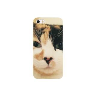 Ran ID PHOTO ネコ Smartphone cases