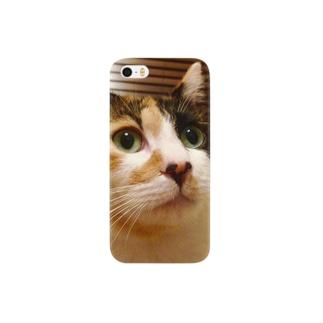 Ran 耳をすませば ネコ Smartphone cases