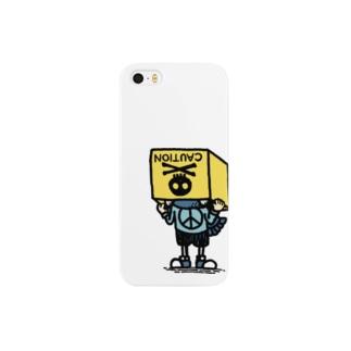 イノセントボーイ Smartphone cases