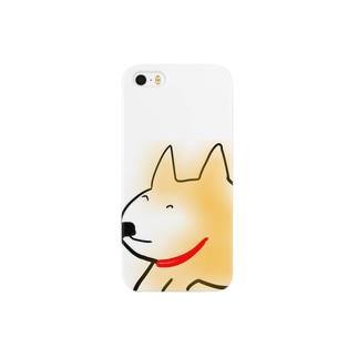 しばわん Smartphone cases