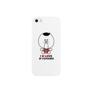 土佐弁を喋るかつらHAMA Smartphone cases
