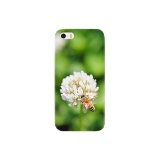ミツバチ Smartphone cases