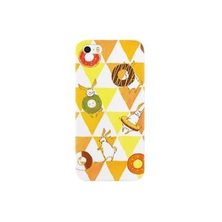 ドーナツどーなつ Smartphone cases