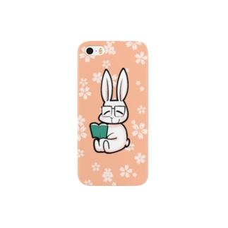 うさぎのお母さん Smartphone cases