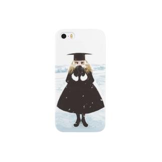スノウアンドガール Smartphone cases