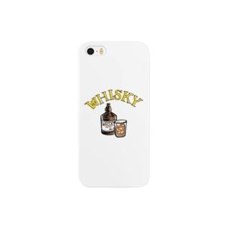 ウイスキー好きなあなたへ。 Smartphone cases
