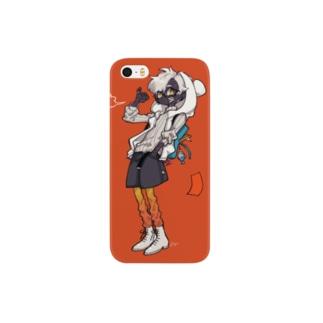 kurokuma-kun Smartphone cases