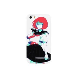 サブカル風 Smartphone cases