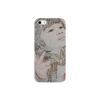 girl01 Smartphone cases