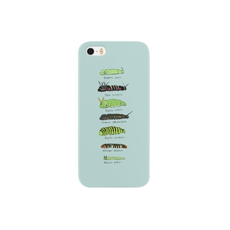 いもむしケース Smartphone cases
