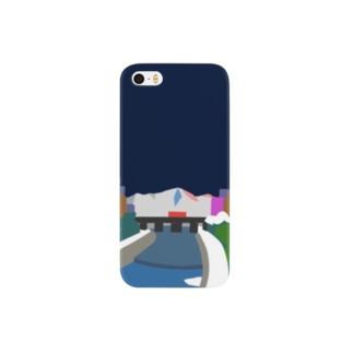 鴨  川 (夜) Smartphone cases