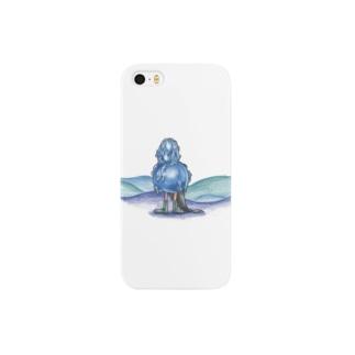 海神様 Smartphone cases
