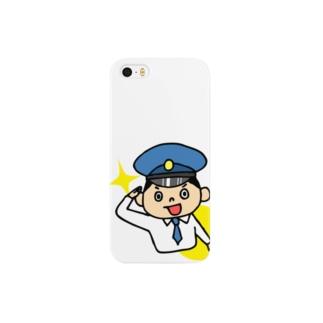 がんばれ!セイボーくん! Smartphone cases