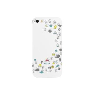 ねこ川 Smartphone cases
