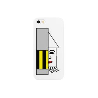 人面イカ! Smartphone cases