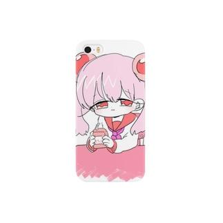 いくらぼんぼん Smartphone cases