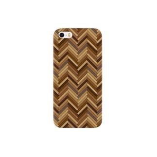 Herringbone Floor for iPhone5/5s Smartphone cases