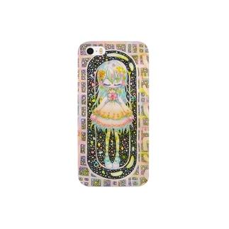 劇薬少女。 Smartphone cases