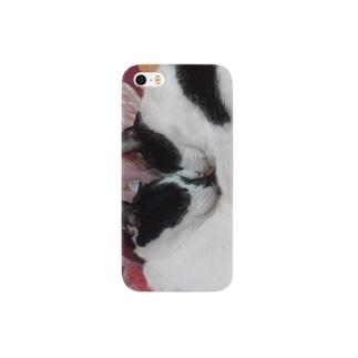 なかよし(猫) Smartphone cases