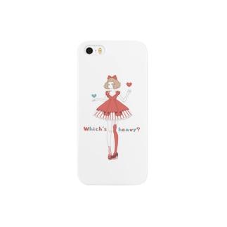 愛の天秤ちゃん Smartphone cases
