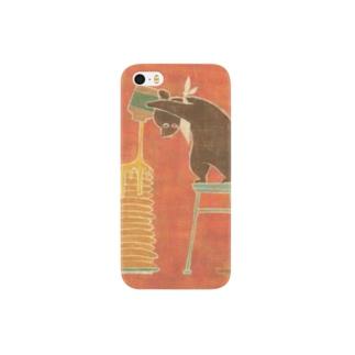 3時のおやつ(i-phone5) Smartphone cases