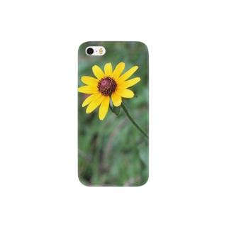 夏のきいろいおはな Smartphone cases