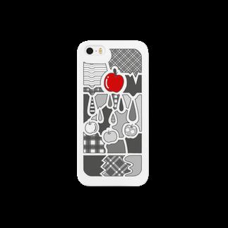 ばすか店のらくがきケース(5推奨サイズ) Smartphone cases