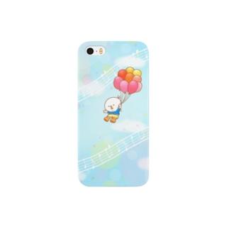 お空のお散歩 Smartphone cases
