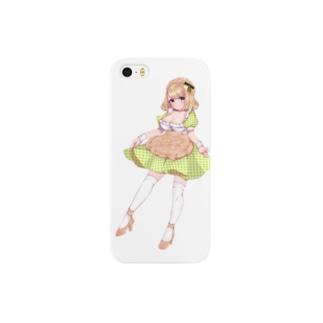 メロンパン イメージキャラ Smartphone cases