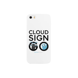 CLOUDSIGN GO Smartphone cases
