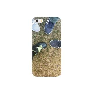 あしあしあし!!! Smartphone cases