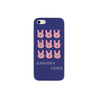 かわうさ04 Smartphone cases