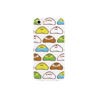 ぴよもち Smartphone cases