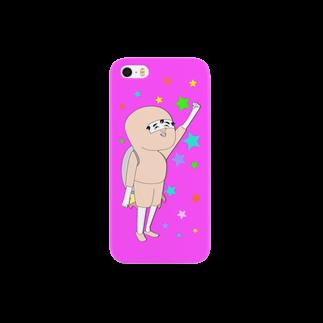 6wk2の宇宙忍者 Smartphone cases