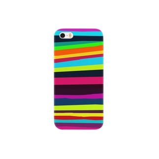 バキバキビビット Smartphone cases