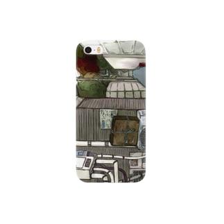 路地裏 Smartphone cases