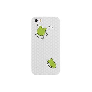 【けこがえる】じゃんぷ Smartphone cases