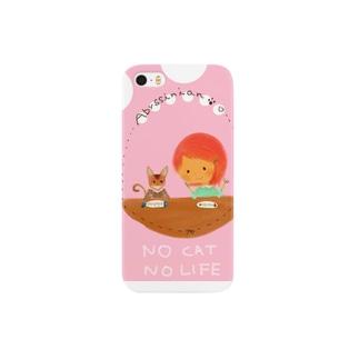 NOCAT NOLIFE〜アビシニアン Smartphone cases