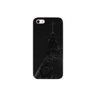 -JUNERVA- iPhone5/6ケース Dark Church  Smartphone cases